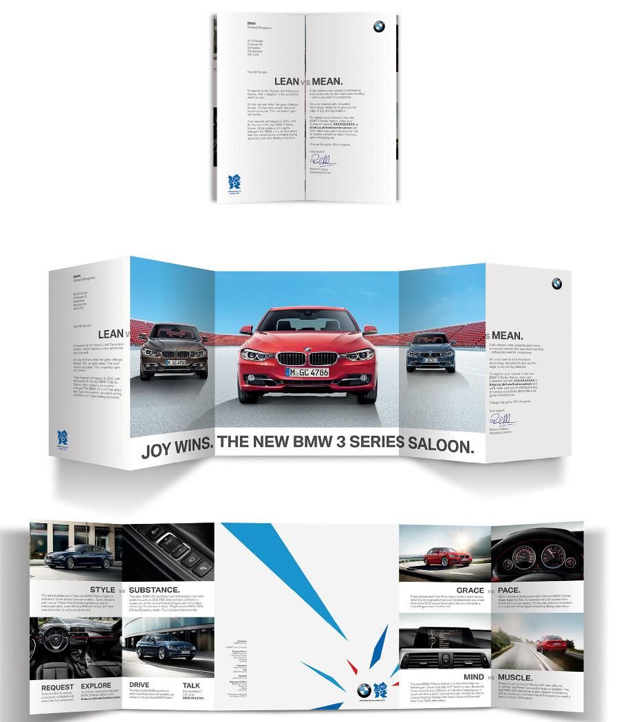 BMWのDM