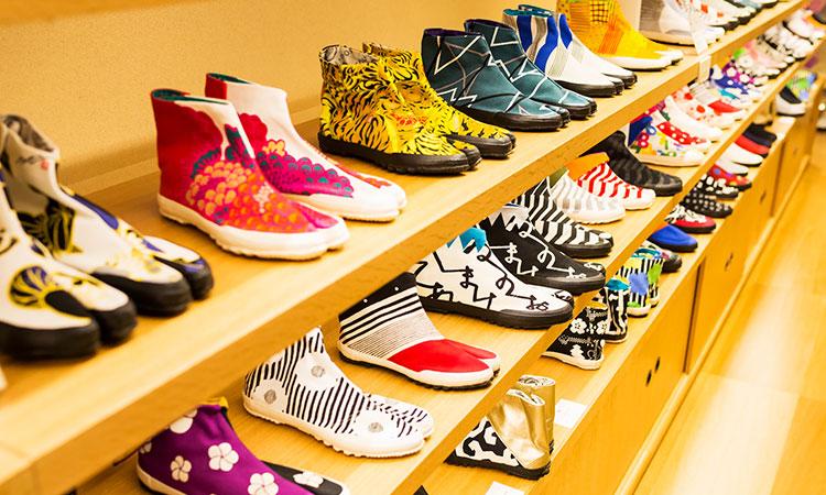 SOUSOUの靴