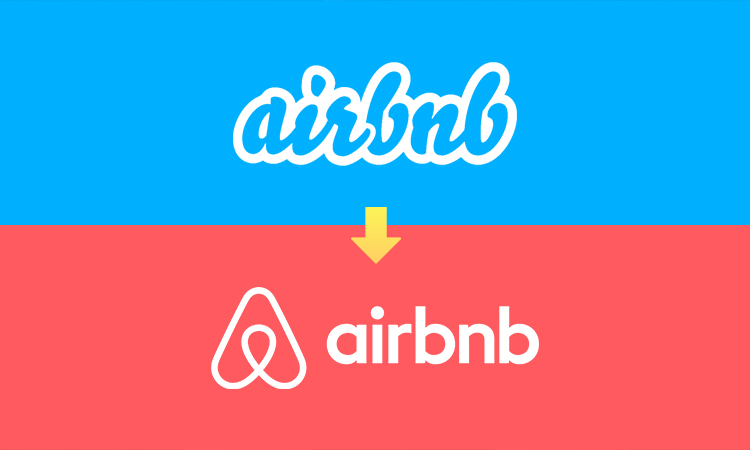 airbnbのロゴ