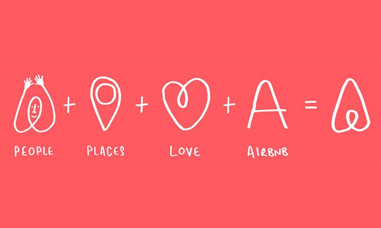 Airbnbのロゴの意味